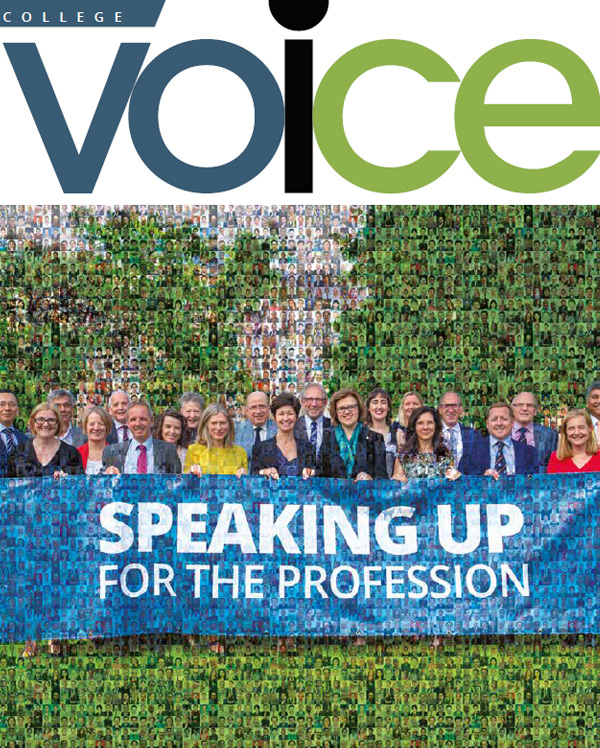 Voice - The College Membership magazine