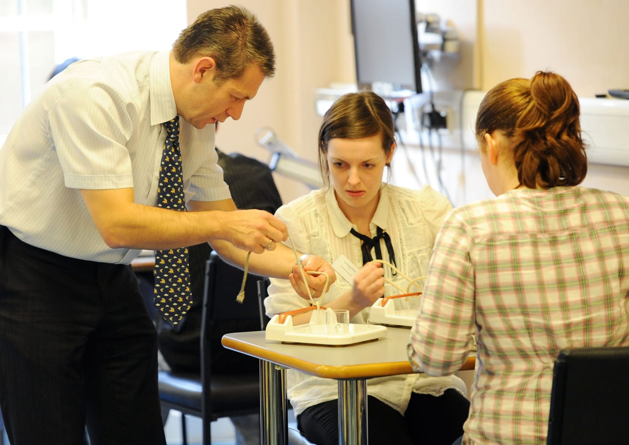 Boot camp for Scottish surgical trainees