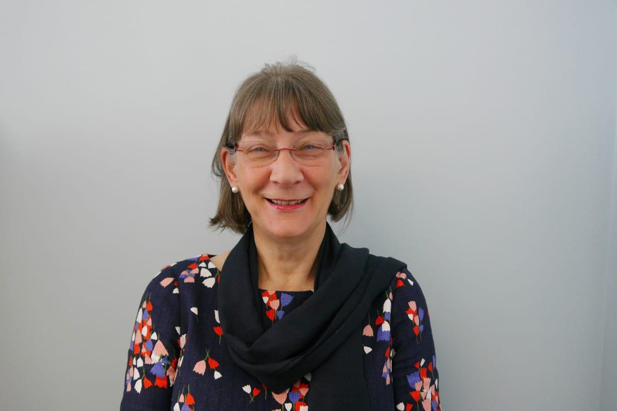 Chief Dental Officer, Margie Taylor, retires