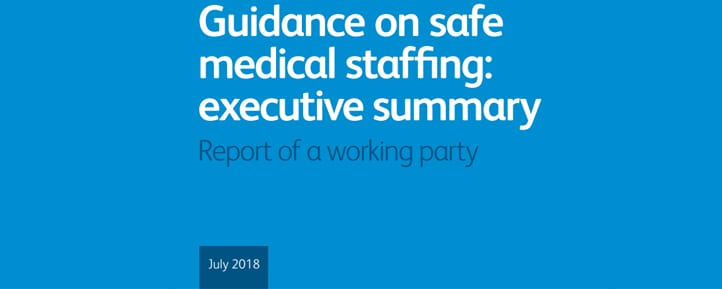 Safe Medical Staffing – a guide from RCP