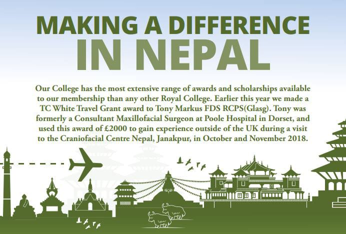 Voice – Making a difference in Nepal