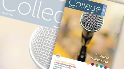 College News – Winter 2016