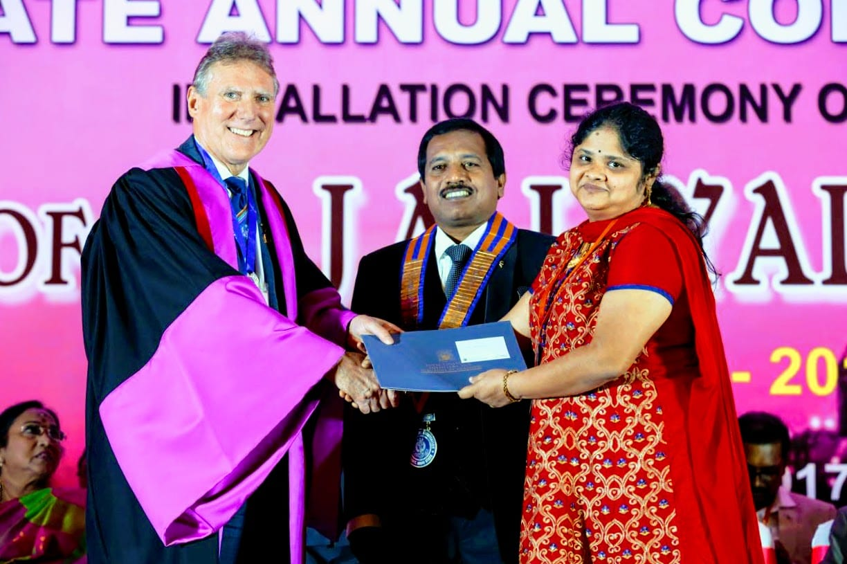 A sure footed start: Programme in Management of Foot Pathology