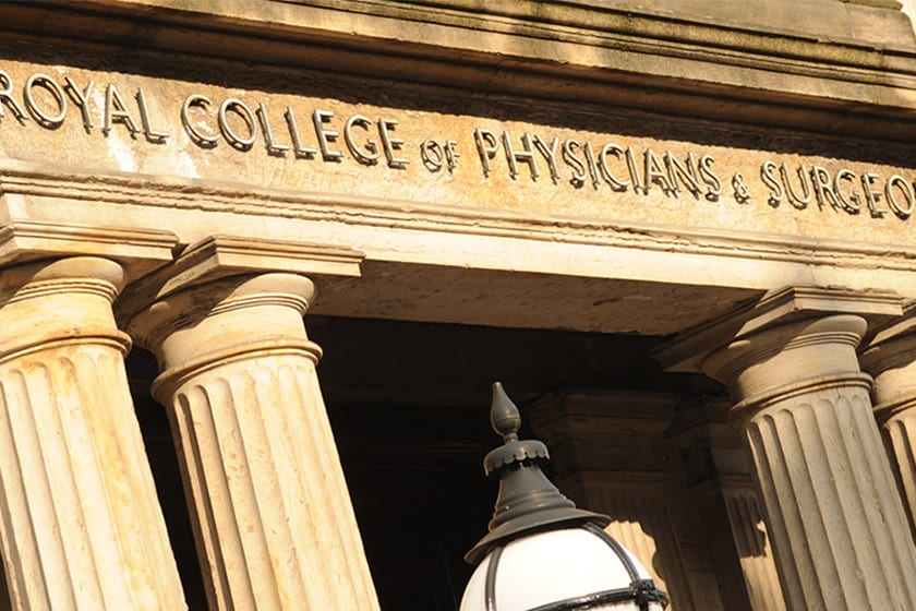 College responds to publication of Ian Paterson Inquiry report