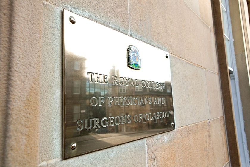 Glasgow hosts major surgical events