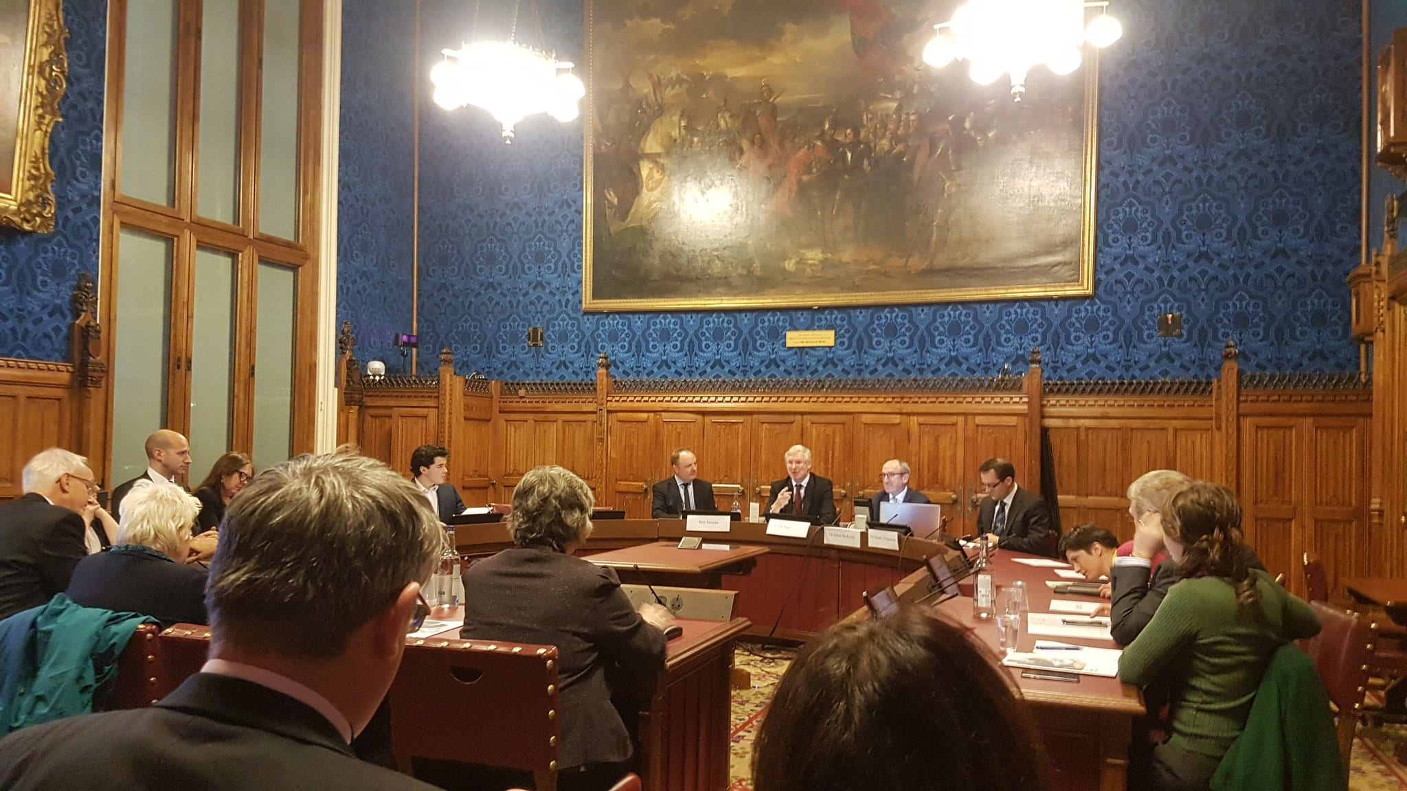 Glasgow's Royal College takes Global Citizenship agenda to Westminster