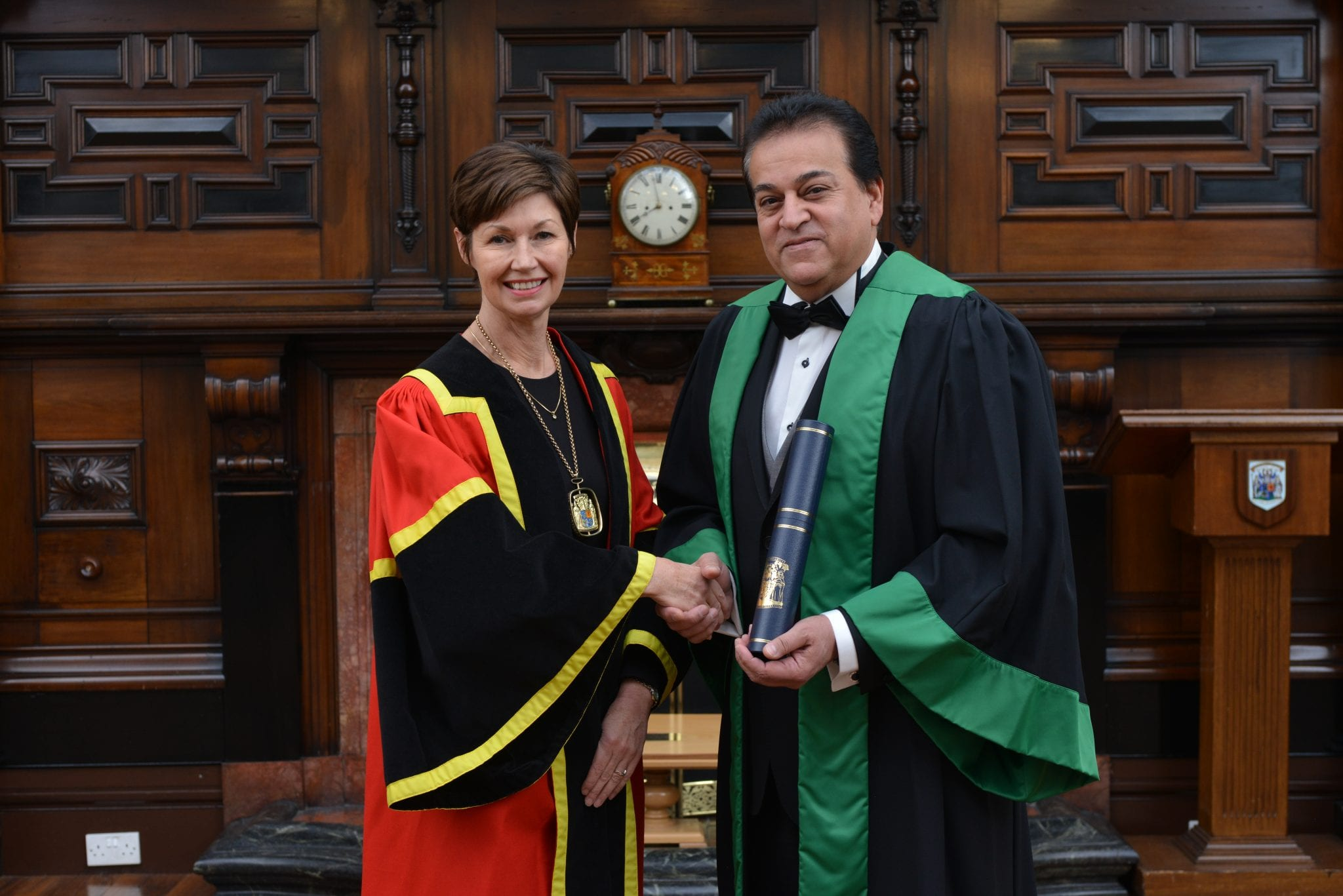 Royal College awards Honorary Fellowships