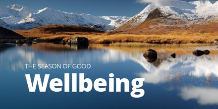 The Season of Good Wellbeing starts tomorrow!