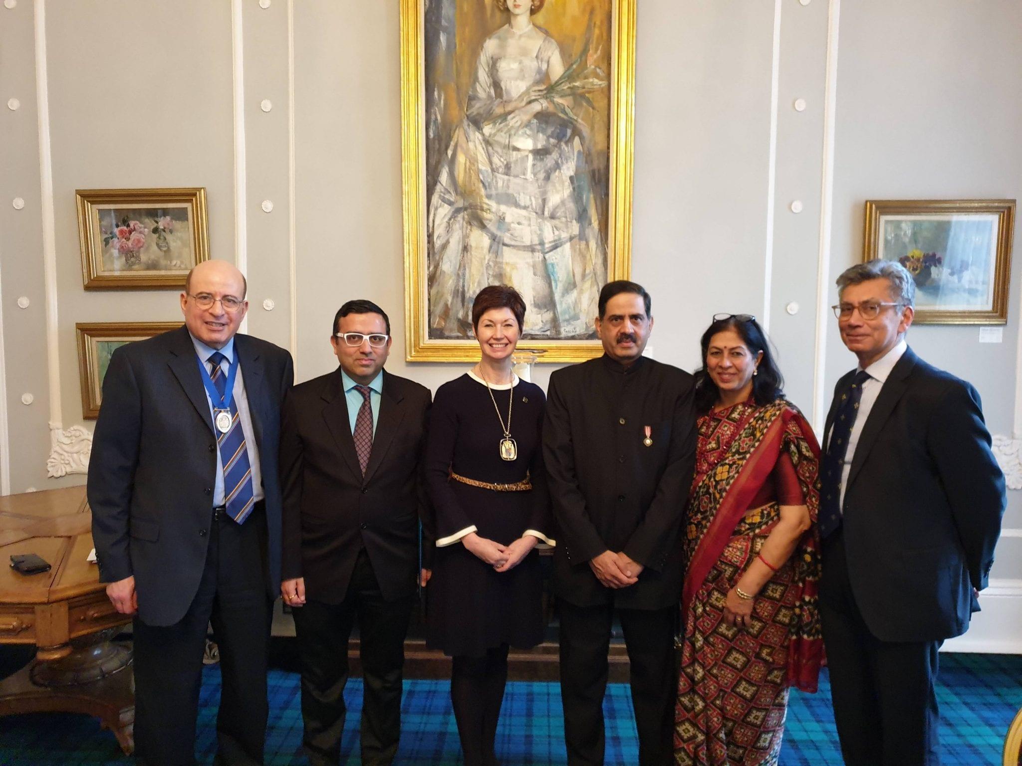 Professor Balram Bhargava awarded College's President's Medal