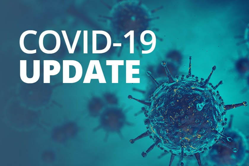 Latest coronavirus update for doctors and healthcare professionals – Friday 13 March 2020