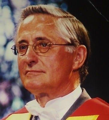 Professor Ian T Jackson Obituary