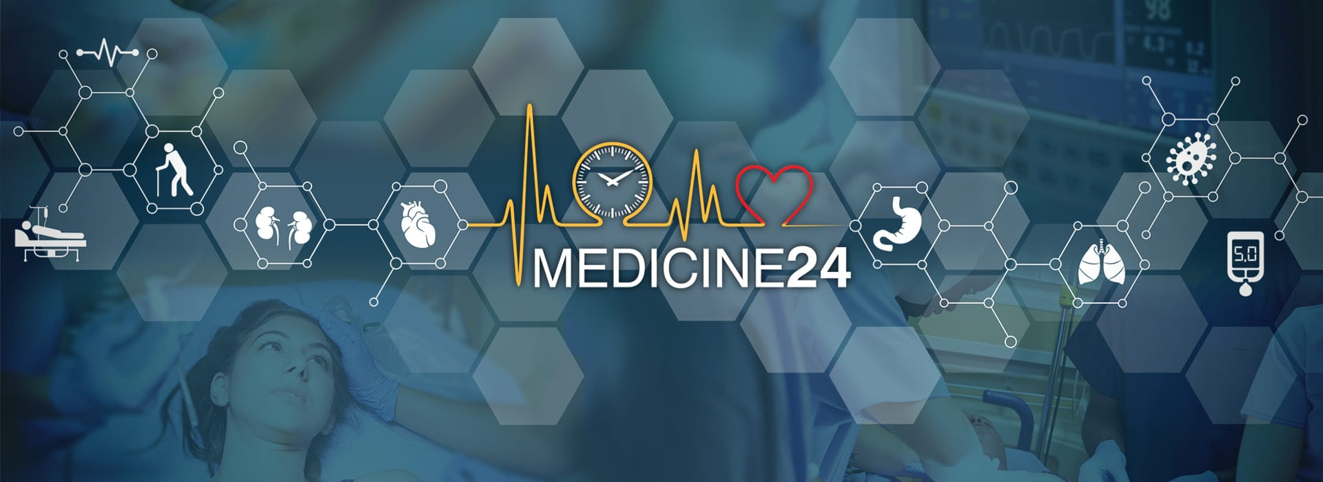 Medicine24 – one week to go