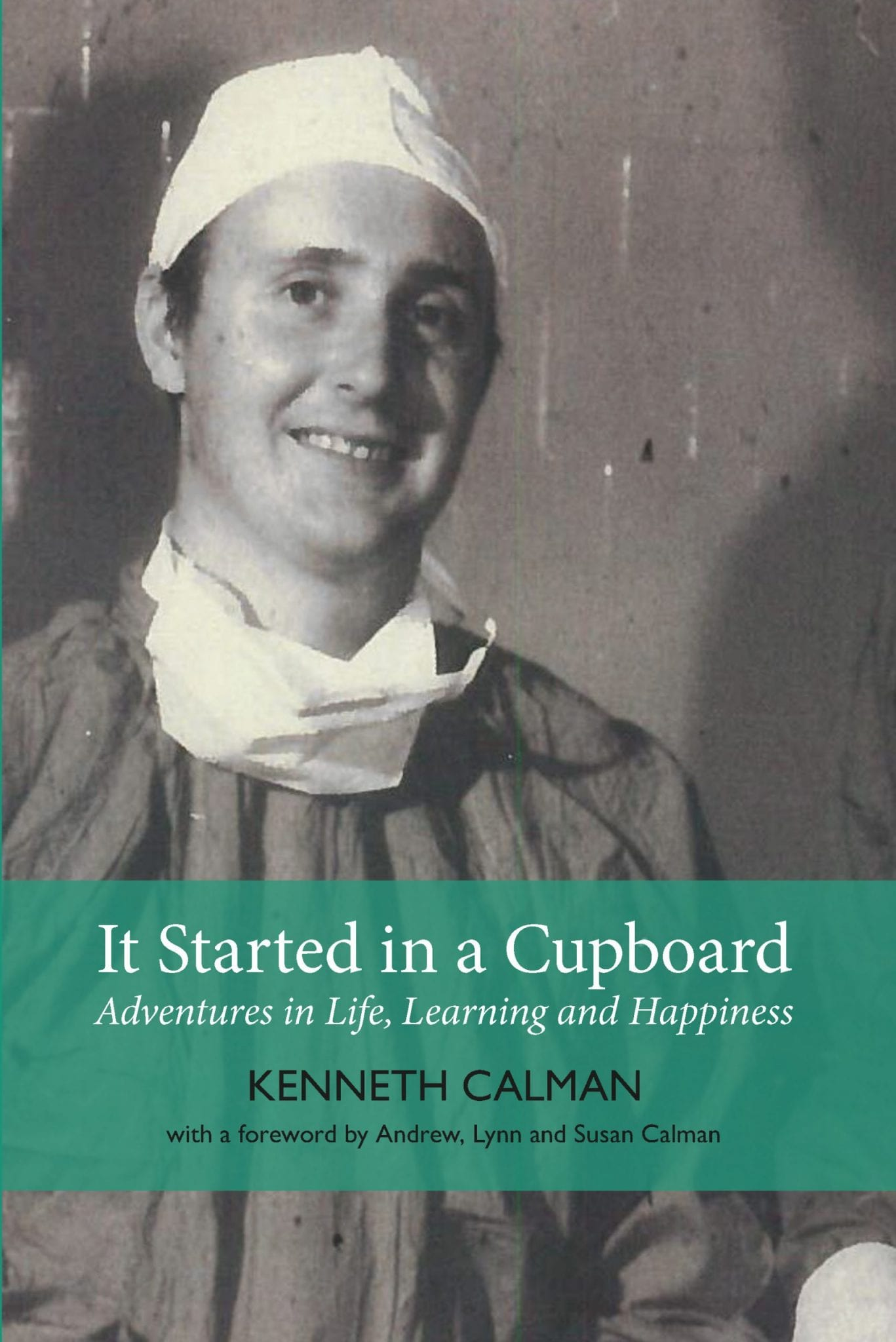 Our next free webinar: In conversation with Sir Kenneth Calman