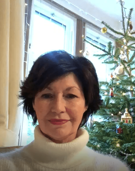 College President Jackie Taylor's Christmas message