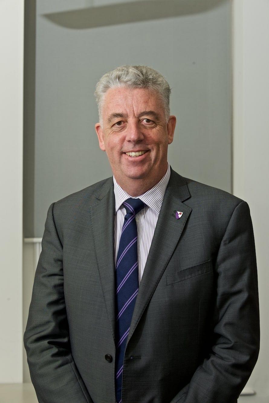 Dr Clifford Mann OBE