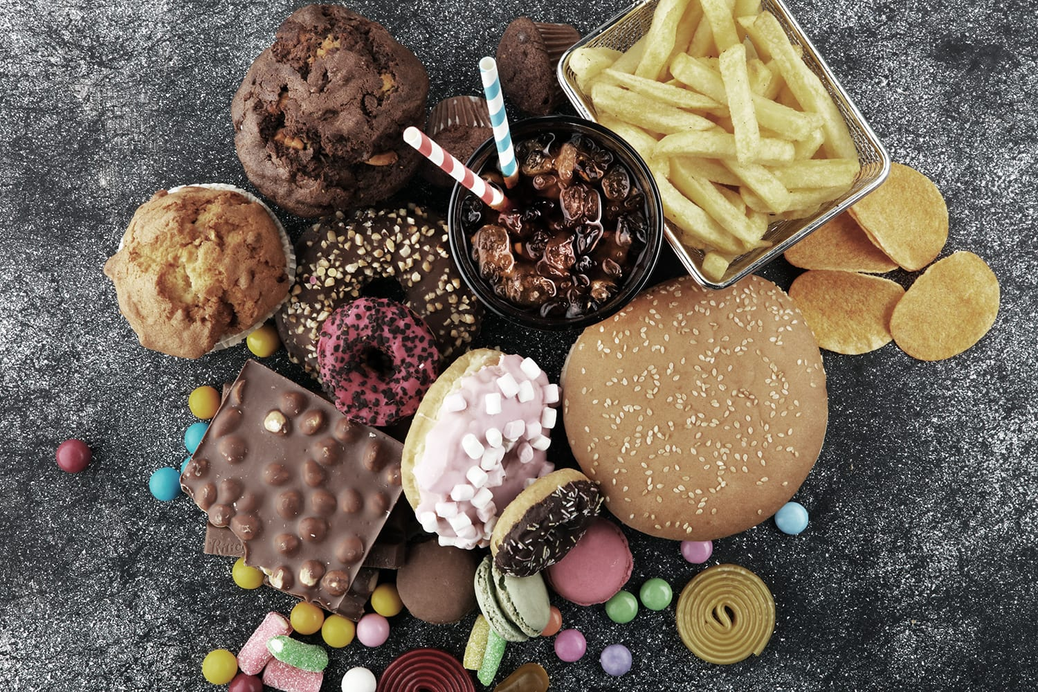 College President and Obesity Action Scotland welcome junk food ban