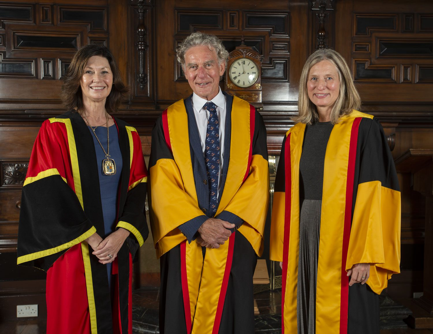 College awards Honorary Fellowship to Professor Michael West CBE
